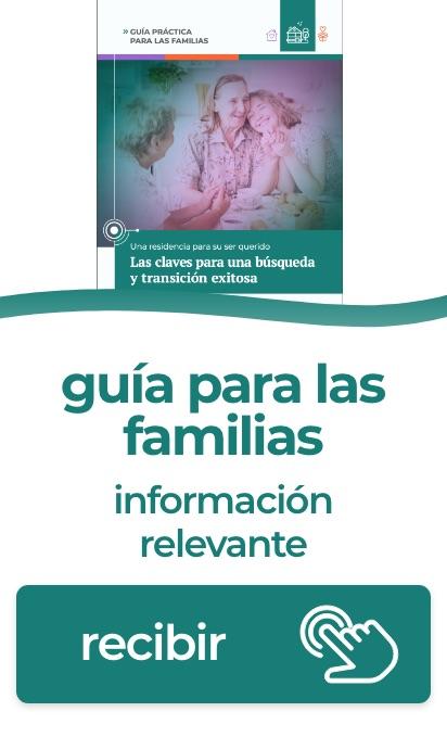Guia para las familias buscando geriatrico